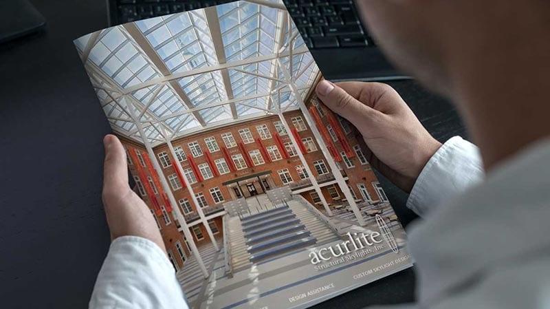 Hazleton graphic design - Hazleton brochure design