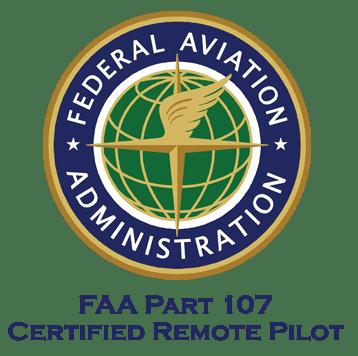 FAA Part 107 Certified Remote Pilot near Allentown, Palmerton, Hazleton, PA, NY, NJ
